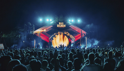 Big Burn Istanbul Festivali